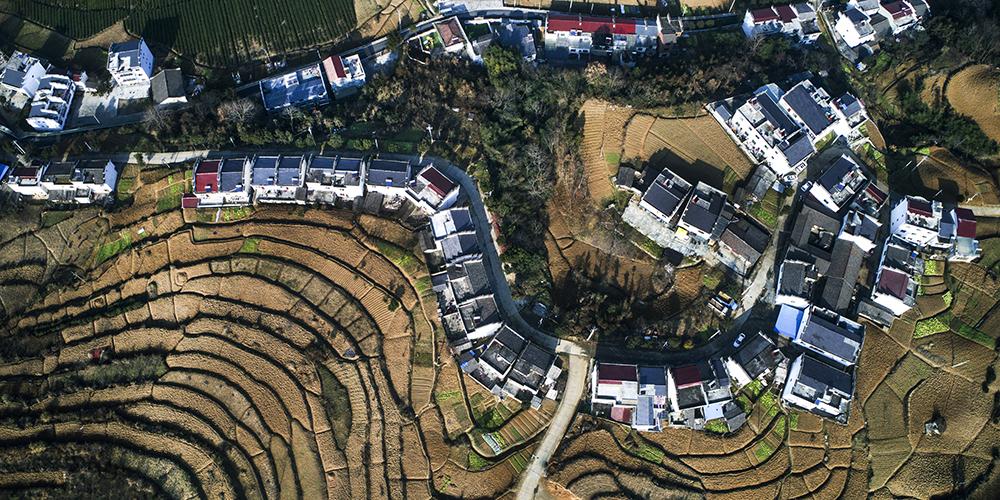 """Строительство """"красивых деревень"""" и создание """"красивых производств"""" в уезде Пинли"""