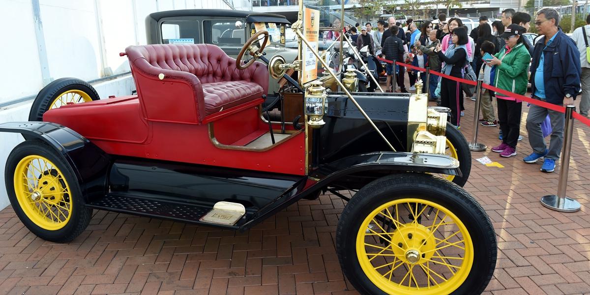 Сянганская автомобильная ассоциация отмечает 100-летний юбилей