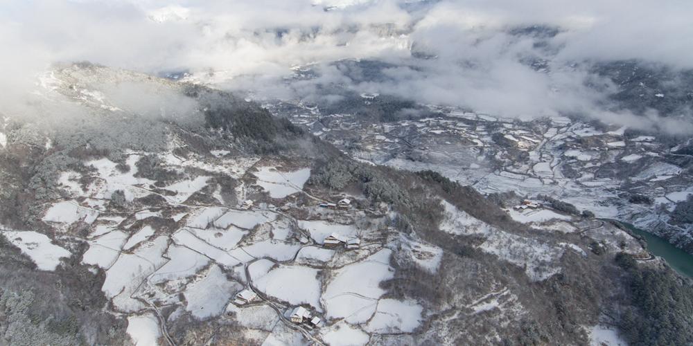 Последние дни зимы в провинции Сычуань