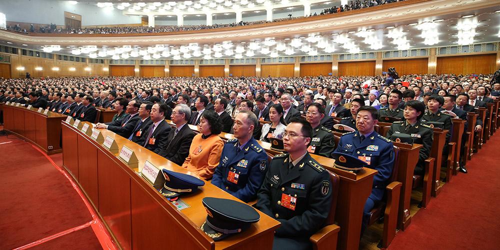 Срочно: в Пекине началось 7-е пленарное заседание 1-й сессии ВСНП 13-го созыва
