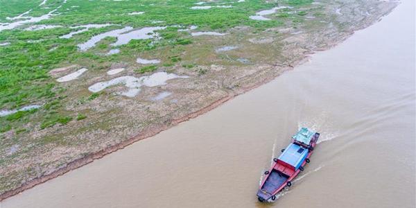 На озере Поянху стартовал весенний запрет на ловлю рыбы