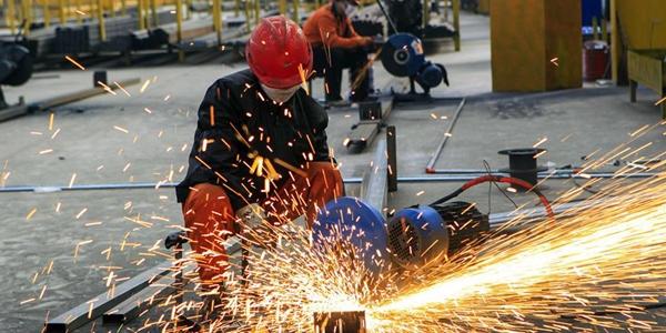 Небольшой поселок в Нинся стал лидером в производстве тяжелой техники
