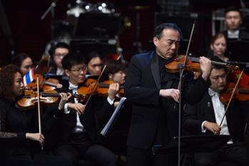 """В Шэньчжэне открылся международный музыкальный фестиваль """"Пояс и путь"""""""