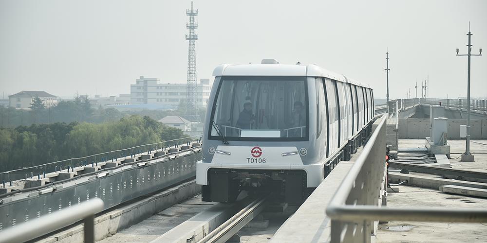 В Шанхае скоро появятся полностью автоматизированные поезда