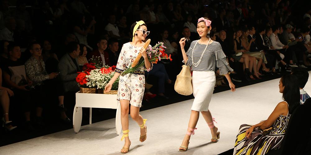 Вьетнамская международная неделя моды-2018 открылась в Хошимине