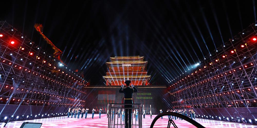 В Пекине открылся V Фестиваль военных оркестров ШОС
