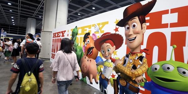 Открылся 4-й Сянганский фестиваль игрушек