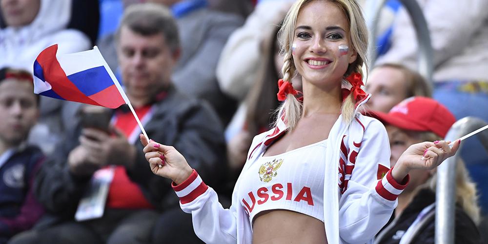 Футбол -- ЧМ-2018, группа А: Россия-Египет