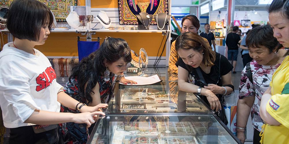 В Куньмине проходит 5-я ярмарка Китай-Южная Азия