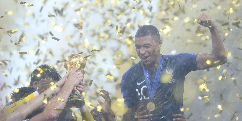 Футбол -- ЧМ-2018, финал: сборная Франции стала чемпионом мира спустя 20 лет