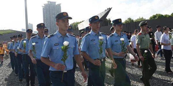 В Нанкине состоялось международное мирное собрание, посвященное 73-летию победы в войне Сопротивления японским захватчикам