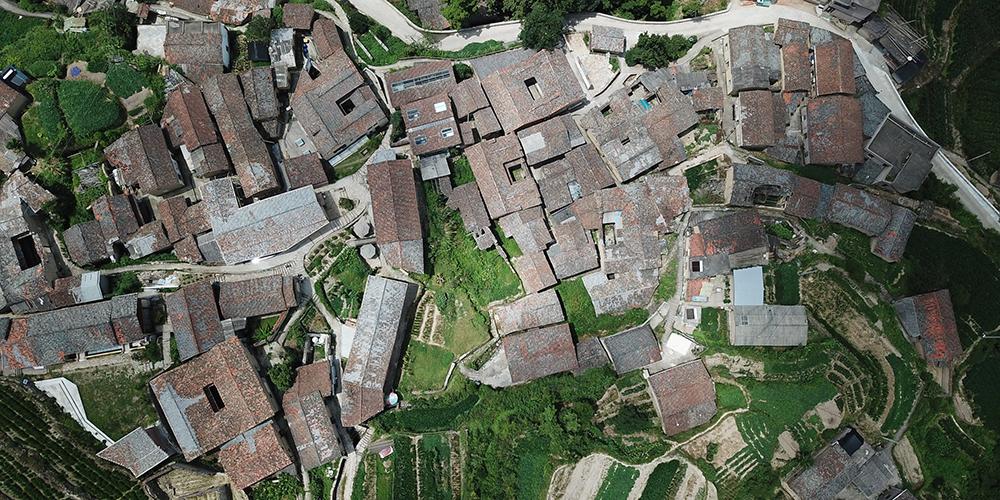 Традиционные поселки в уезде Сунъян провинции Чжэцзян