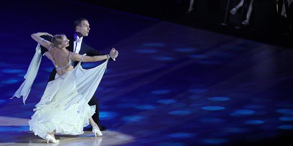 В Шанхае открылся Блэкпульский танцевальный фестиваль - 2018
