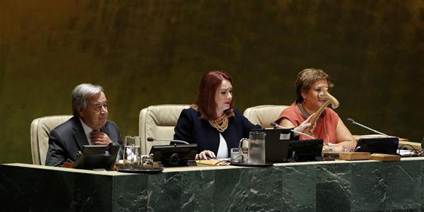 73-я сессия Генеральной Ассамблеи ООН открылась в Нью-Йорке