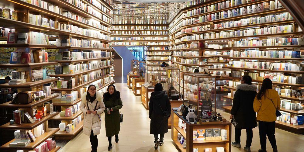 Книжные магазины набирают популярность в Сиане!