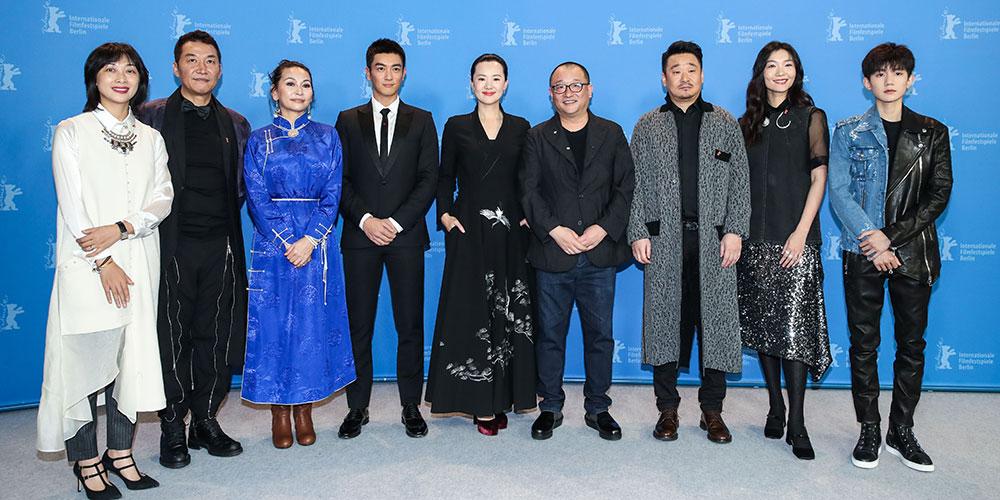 """На 69-м Берлинском международном кинофестивале состоялся показ китайского фильма """"Прощай, сын мой"""""""
