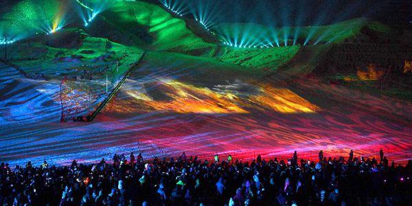 Радостные мероприятия по случаю Праздника фонарей в округе Алтай
