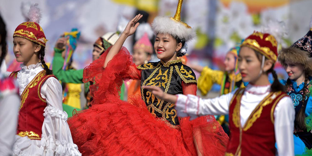 В Кыргызстане празднуют Навруз