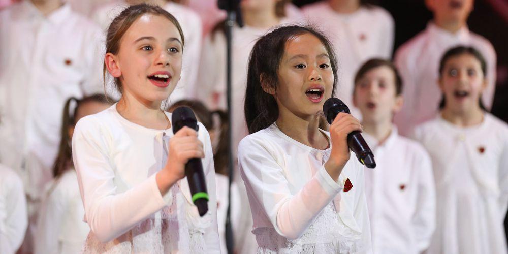 Концерт в честь китайско-итальянской дружбы состоялся в Риме