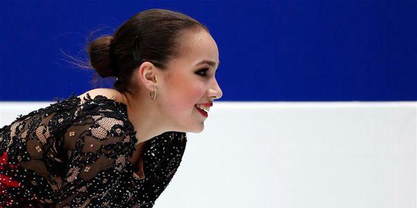 Фигурное катание -- Чемпионат мира: россиянка Алина Загитова стала чемпионкой в женском одиночном катании