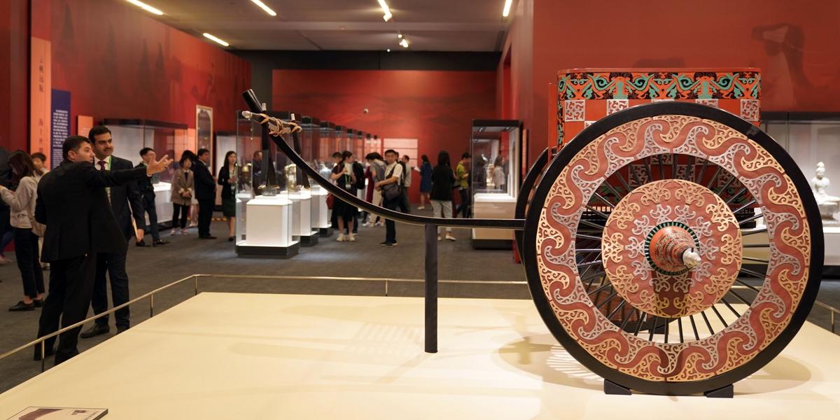 Выставка азиатских культур открылась в Пекине