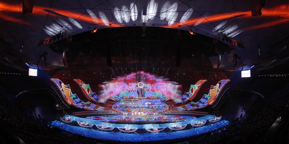 В Пекине состоялся Карнавал азиатской культуры