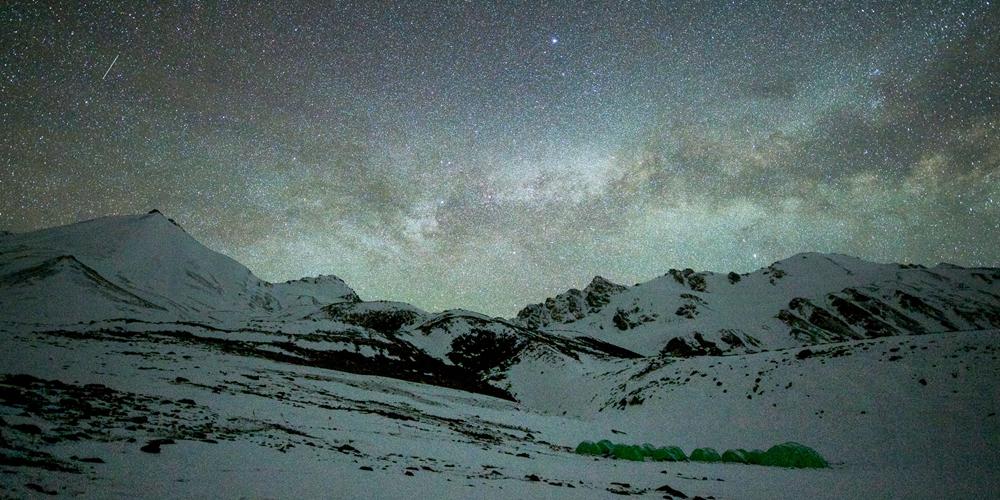 Соревнования мастеров альпинизма и горных лыж в провинции Цинхай: обзор