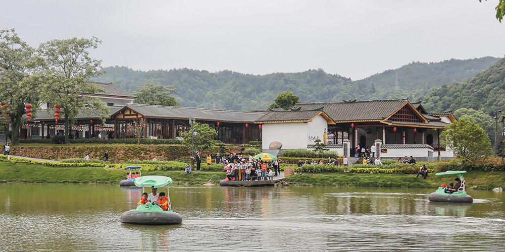 Жизнь в сельских районах Китая