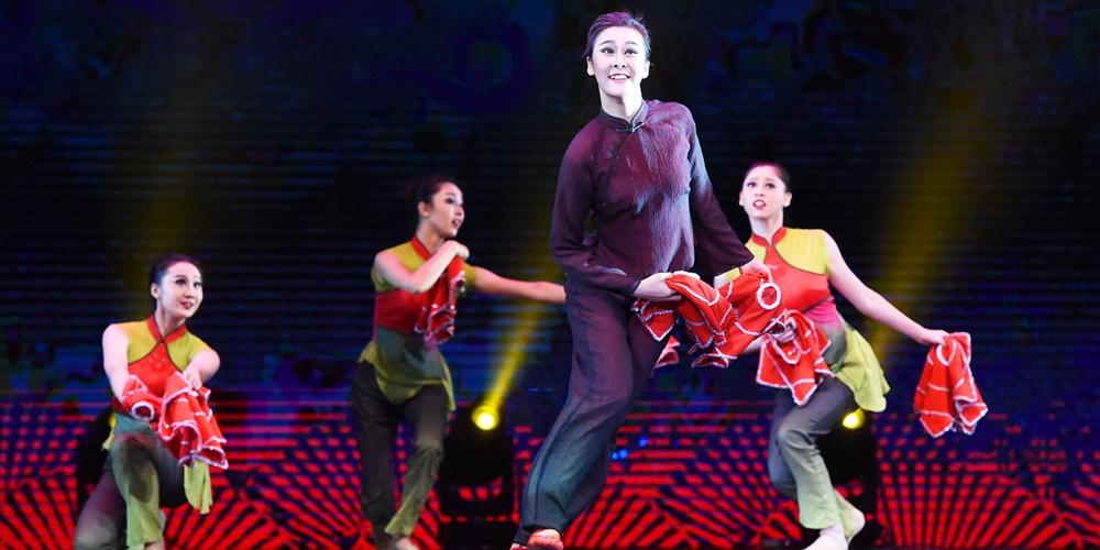 Танцевальное лето в Пекине