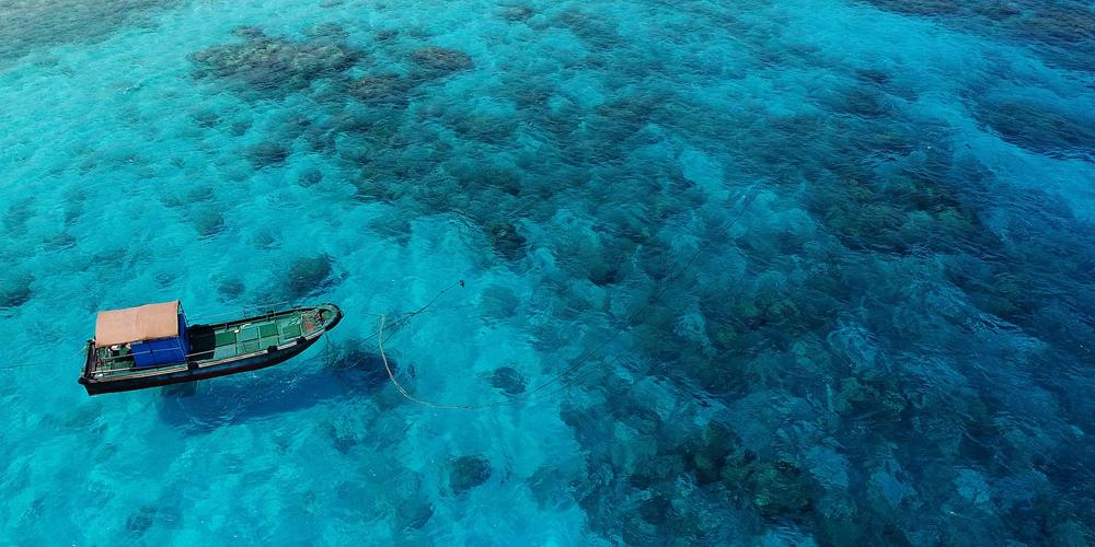 Зеленый Китай -- Остров Хайнань, жемчужина южных морей