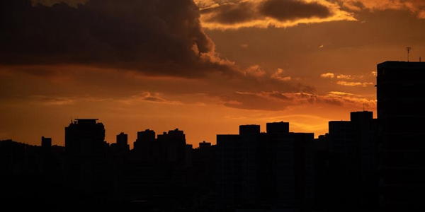 В Венесуэле вновь произошло масштабное отключение электроэнергии