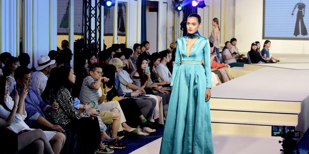 Конкурс модных дизайнеров в Тайбэе