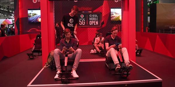 В Кельне открылась 11-я международная выставка компьютерных игр Gamescom