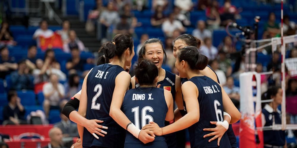 Волейбол -- Кубок мира среди женщин -- 2019: Китай обыграл Россию