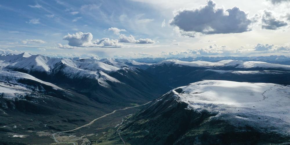 Виды Сычуань-Тибетского шоссе