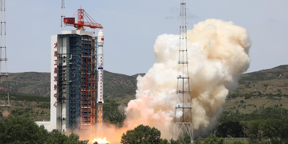 Китай запустил спутник дистанционного зондирования Земли высокого разрешения /более подробно/