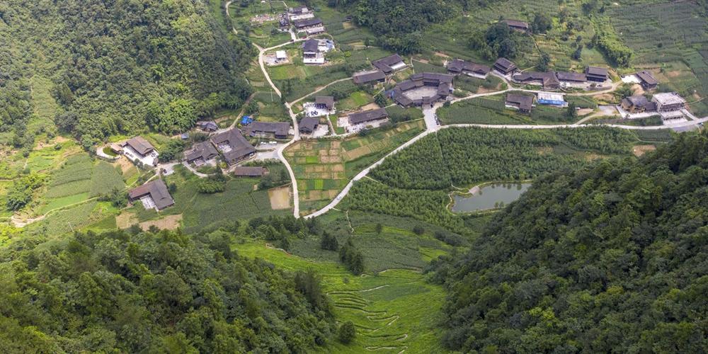 Развитие сельского экотуризма в горном районе Улун