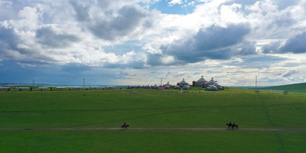 В степи Хулун-Буир ждут больше туристов
