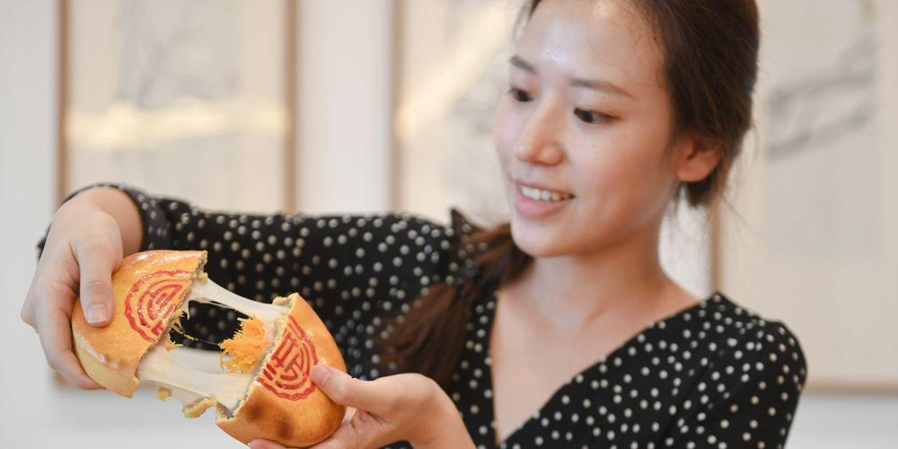 Вопреки эпидемии -- Изготовление традиционных сладостей к Празднику середины осени