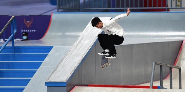 Скейтбординг -- Чемпионат Китая -- 2020: обзор квалификации в стритстайле среди мужчин