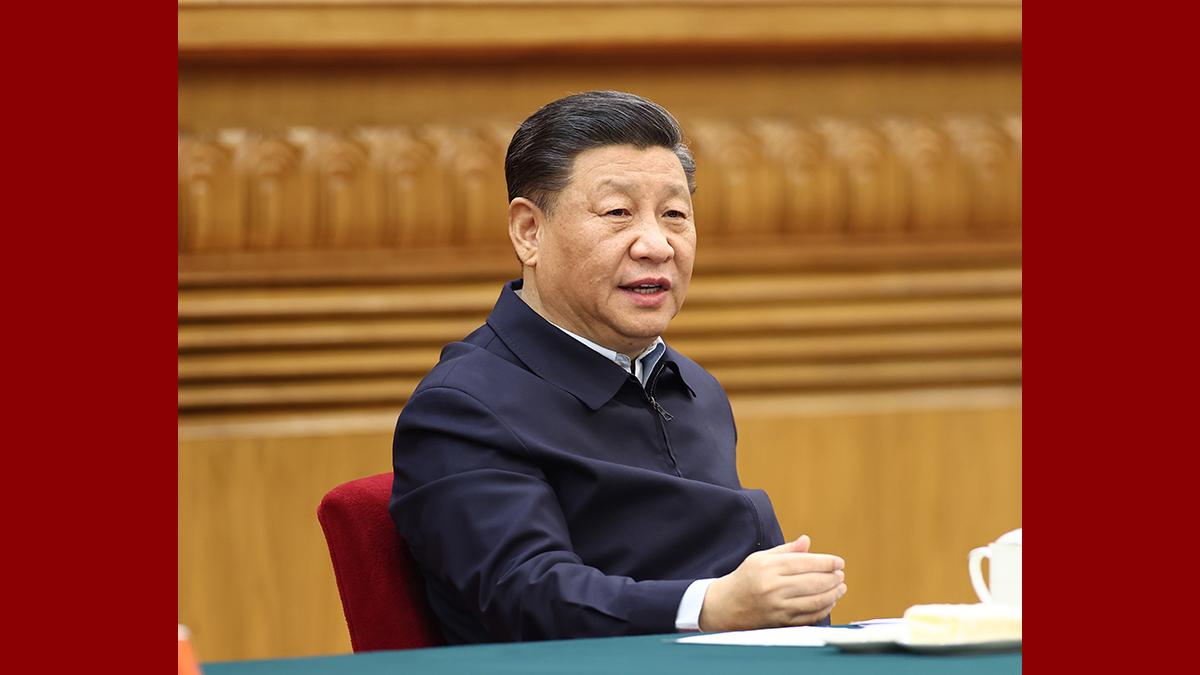 Си Цзиньпин призвал как можно лучше подготовиться к проведению зимней Олимпиады 2022 года