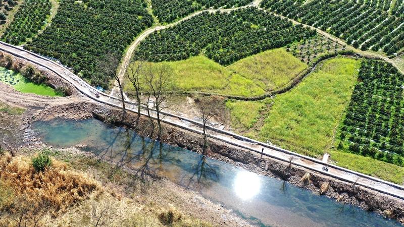 В Гуанси-Чжуанском автономном районе наступила весна