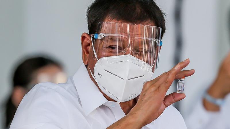На Филиппины прибыла первая партия вакцины от COVID-19, пожертвованная Китаем