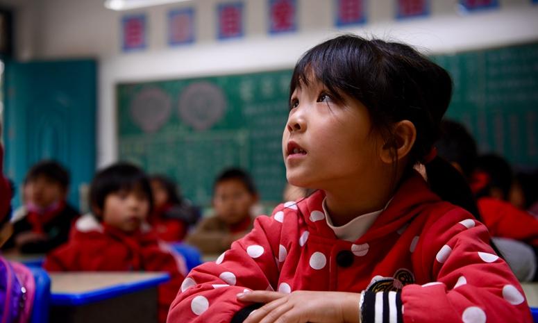 """Счастливый """"дом"""" для """"оставленных"""" детей в горном районе провинции Фуцзянь"""