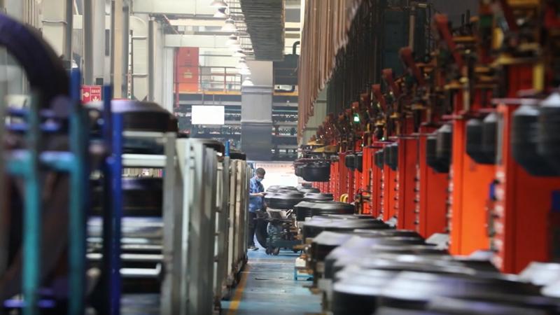 Китай 11 лет подряд является мировым промышленным лидером