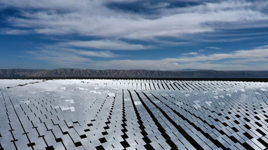 Превращение Цинхая в образцовую провинцию чистой энергетики вступило в новую стадию