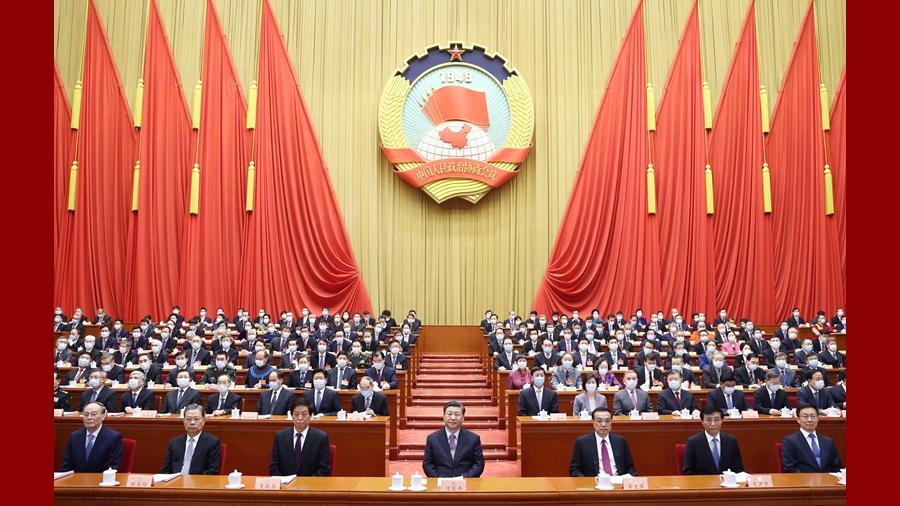 В Пекине открылась 4-я сессия ВК НПКСК 13-го созыва