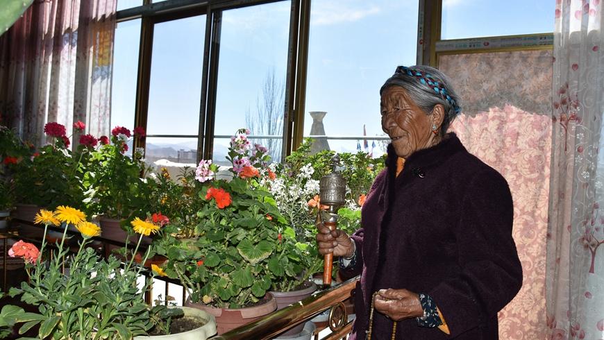 От страданий к новой жизни -- Истории бывших крепостных крестьян Тибета: Пенпа Цамджо