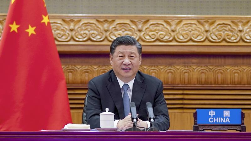 Си Цзиньпин принял участие в видеосаммите руководителей Китая, Франции и Германии