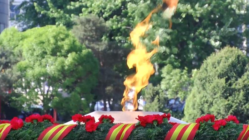 В Кыргызстане отмечают 76-ю годовщину Победы в Великой Отечественной войне